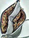 Текстильная сумка с вышивкой  Сокаль 5, фото 3