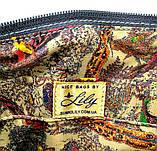 Текстильна сумка з вишивкою Сокаль 7, фото 4