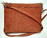 Текстильна сумка з вишивкою Сокаль 7, фото 2