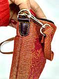 Текстильна сумка з вишивкою Сокаль 7, фото 5