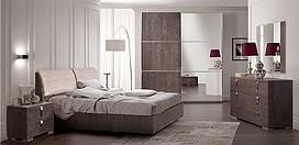 Кровать 160х200 Вирджиния СлонимМебель (без подъемника)