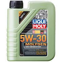 Моторное масло liqui moly molygen new generation 5w-30 1 литр