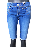 Шорты женские Ом 9945 синие, фото 5