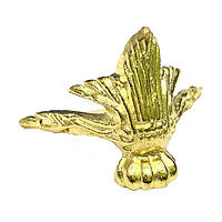 Ножка для шкатулки 45х30 мм золото, 4 шт.
