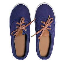 Кеды детские OLDCOM TAYLOR синие, фото 3
