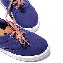 Кеды детские OLDCOM TAYLOR синие, фото 2