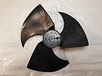 Крыльчатка наружного блока  401мм х110 мм, диаметр вала - 0.8 см левое вращение
