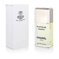 Chanel Egoiste Platinum EDT 100ml TESTER (туалетная вода Шанель Эгоист Платинум тестер )