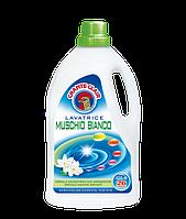 Жидкий стиральный порошок Chateclair Muschio Bianco 26ст