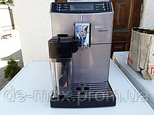 Кофемашина автоматическая Saeco Minuto One Touch Cappuccino (HD8763/01