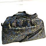 Універсальні дорожні сумки Україна (фуксія принт)24*41, фото 3