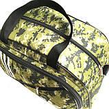 Военные дорожные сумки камуфляж Adidas (хаки)32*50, фото 2