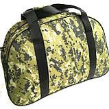 Военные дорожные сумки камуфляж Adidas (хаки)32*50, фото 3