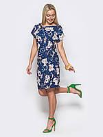(S-M, M-L) Жіноче повсякденне плаття в квіти Lily