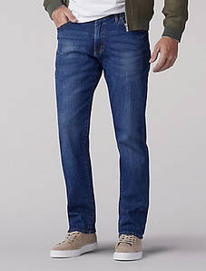 Джинсы Lee Extreme Motion Straight Fit Tapered Leg Jeans