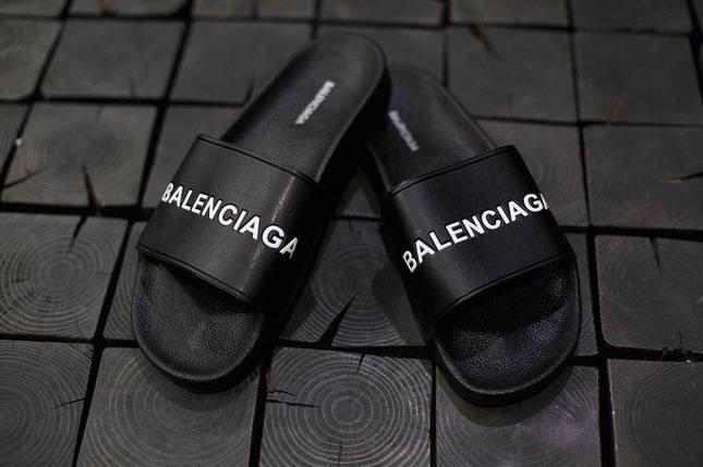 Шлепанцы мужские Balenciaga, фото 2