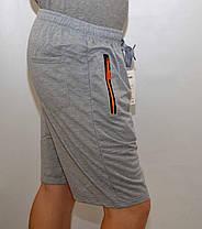 Шорты мужские трикотажные - 3 кармана, фото 3