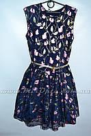 Детское платье для девочки (р. 128 - 146 см.) купить оптом от производителя
