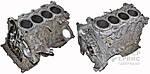 Блок двигателя для Toyota Avensis 2003-2008 1141029166