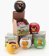 Травянчик Angry Birds (керамика, 5 x 6 см)
