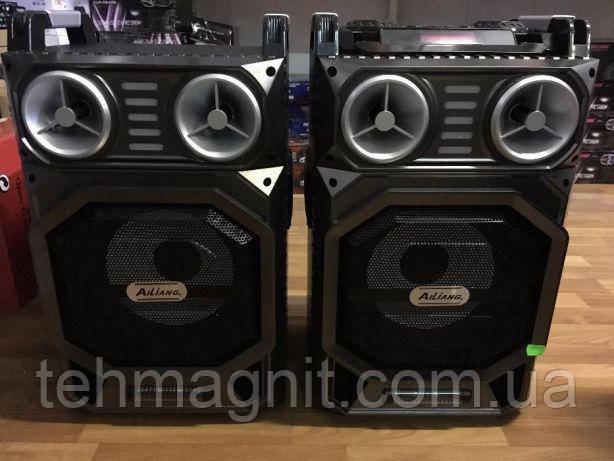 Активная акустика Ailiang UF-7911 DT 250W  (FM+USB+Bluetooth) комплект ( Реплика )
