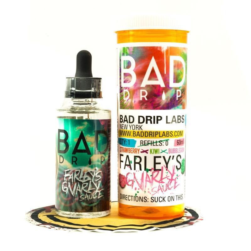 Премиум жидкость BAD DRIP - Farley's Gnarly Sauce 60ml [3mg] (Original)