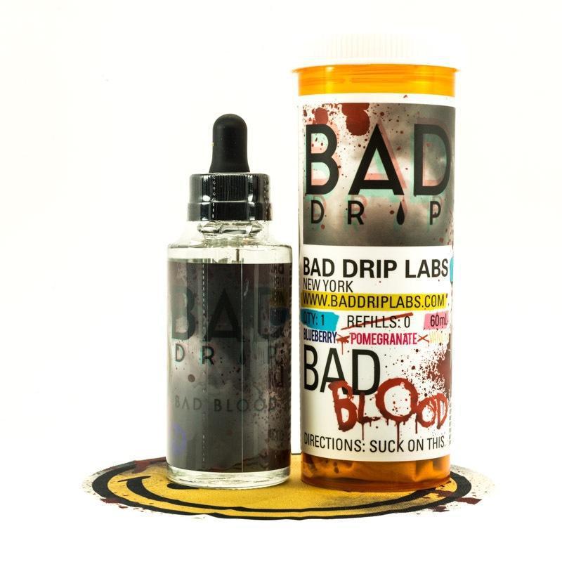 Премиум жидкость BAD DRIP - Bad Blood 60ml [3mg] (Original)