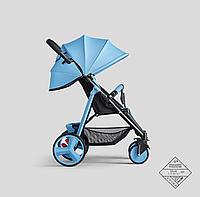 Прогулянкова коляска Salady (SLD), блакитна