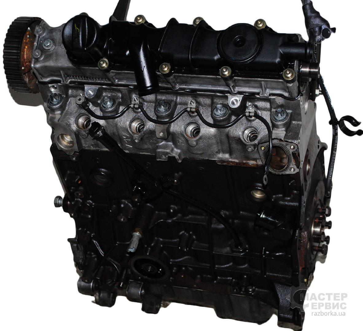 Двигатель для Citroen Berlingo 1996-2008 WJY (DW8B)