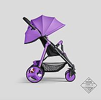 Прогулянкова коляска Salady (SLD), фіолетова