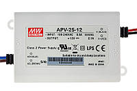 Блок питания Mean Well APV-25-12 Premium