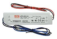 Блок питания Mean Well LPV-60-24 Premium