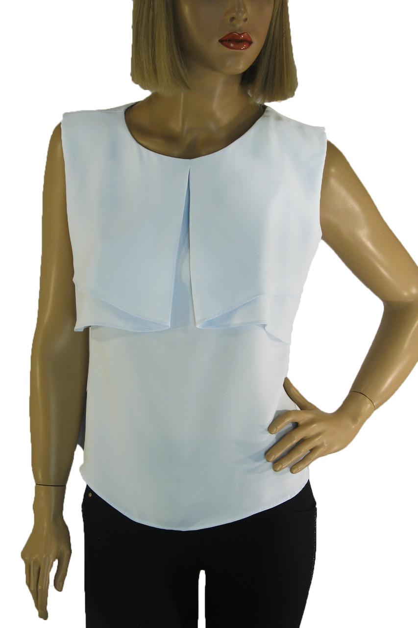 Блузка літня без рукавів Miss Poiss