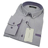 bc35a74a1ed Стильная рубашка для мужчин Negredo 0310 H Slim С размер ХХL в клетку