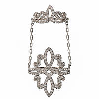 Серебряное кольцо 500201-Р