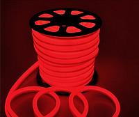 Гибкий Неон 12V Красный