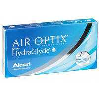Контактные линзы Air Optix HydraGlyde