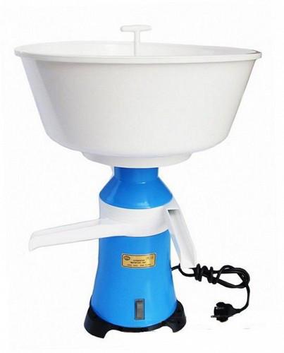 Сепаратор-сливкоотделитель молочный Мотор Сич СЦМ-100-19 полностью полипропиленовый