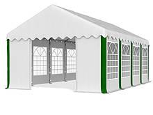 Шатер Палатка Садовая с окнами SUMMER  PE 3 x 8m 240 г/м