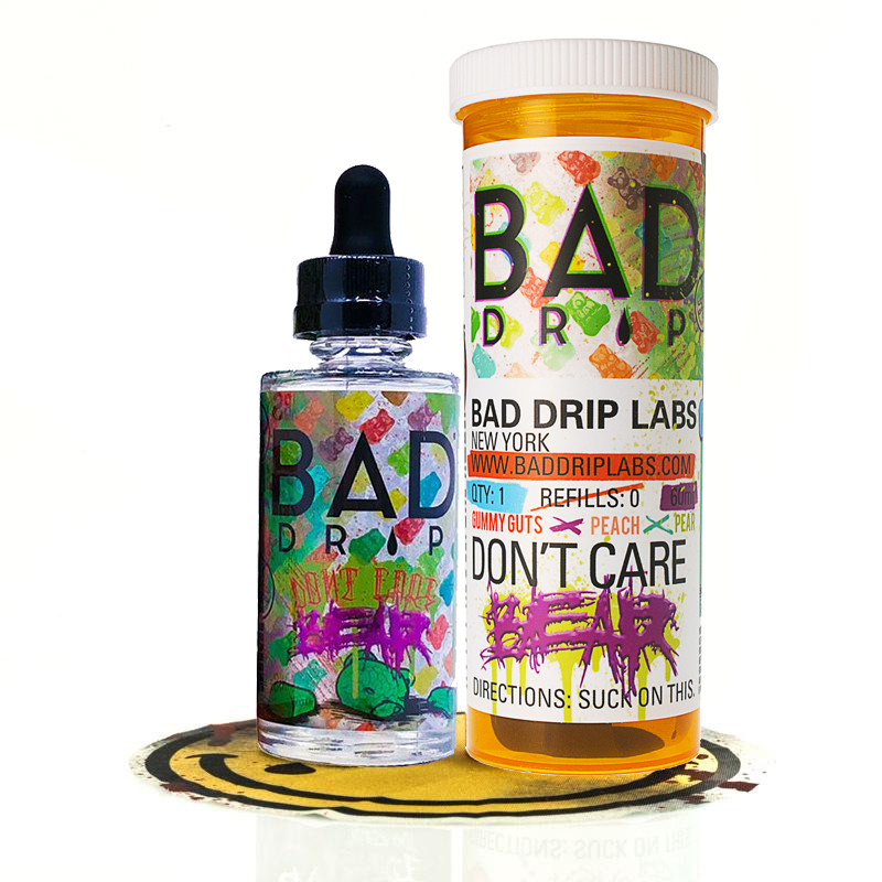 Премиум жидкость BAD DRIP - Don't Care Bear 60ml [3mg] (Original)