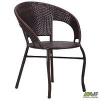 Кресло Catalina ротанг коричневый TM AMF