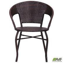 Кресло Catalina ротанг коричневый TM AMF, фото 3