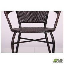 Кресло Catalina ротанг коричневый TM AMF, фото 2