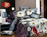 Комплект постельного белья XHY815 двуспальный (TAG polycotton-119/д)