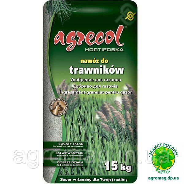 Agrecol Hortifoska для газона 15кг