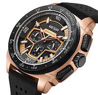 Мужские наручные часы Megir 2056 Todest с хронографом