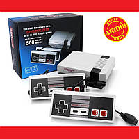 Приставка Mini Game Anniversary Edition 500 ігор (аналог Nintendo Entertainment System), фото 1