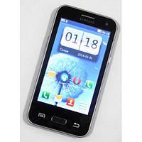 Мобильный телефон Samsung Galaxy S4 Mini (Экран 4 дюйма,Камера 3.2 МР,Wi-Fi)