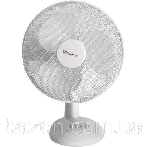 Вентилятор настольный DOMOTEC DM-09 (3 режима)