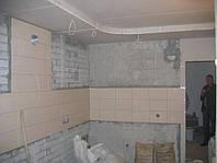 Реконструкция ремонт помещение